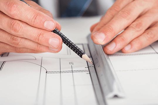 Planejando para fazer blocos de concreto