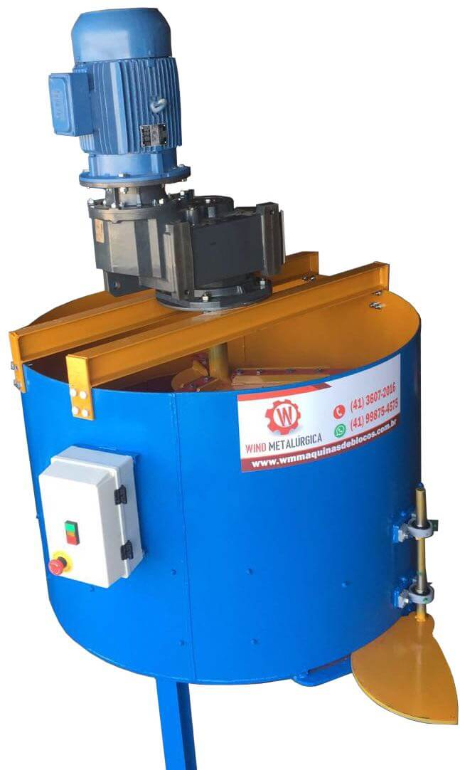 Misturador de Concreto MB-600