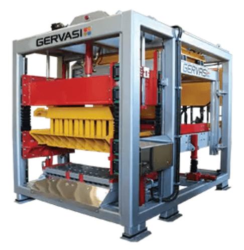 Máquina de Blocos Automática Gervasi BX