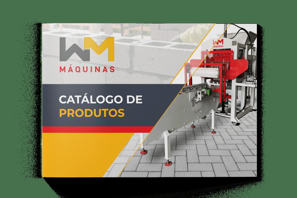 Catálogo de Máquinas de Blocos